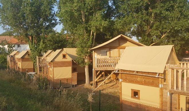 Camping Südfrankreich Montpellier & Umgebung - Eden Camping - Lattes