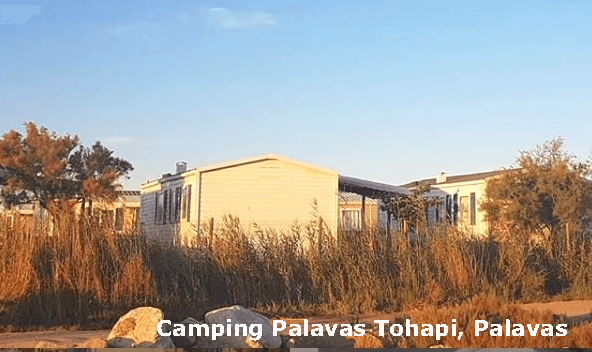 Camping Südfrankreich Le Palavas Tohapi - Palavas-les-Flots