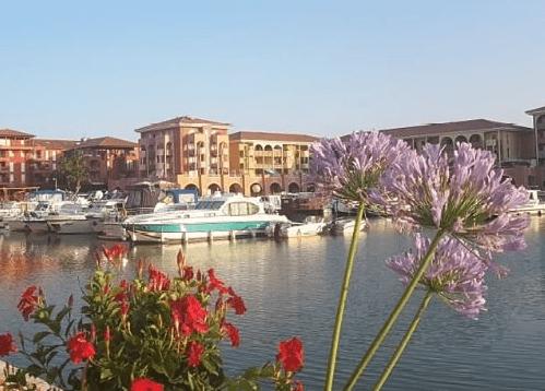 Camping Südfrankreich - Lattes liegt zwischen dem Mittelmeer und Montpellier