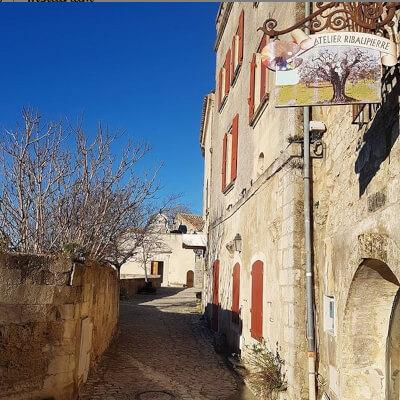 Immer einen Ausflug wert - Les Baux de Provence