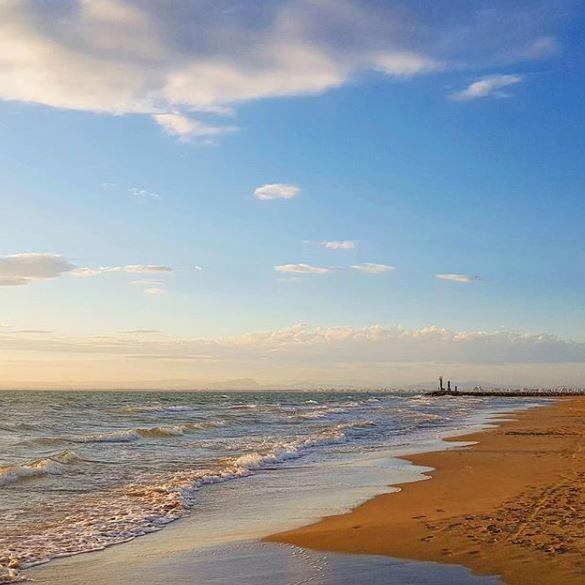 Urlaub Südfrankreich - toller Strand