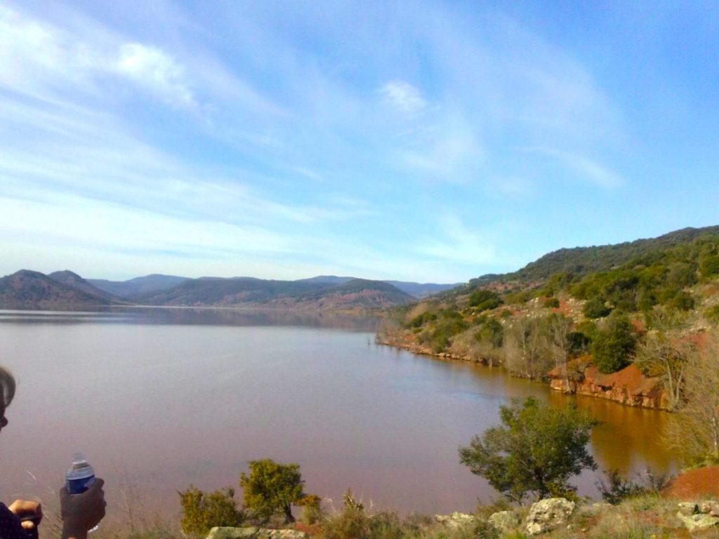 Urlaub Südfrankreich - schön ists es am Lac du Salagou