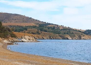Le Site de Paulilles hat auch einen Zugang zum Meer