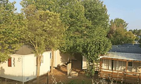 Camping Südfrankreich - Montpellier und Camargue Lattes Oasis Palavsienne