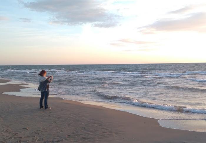 Urlaub in Südfrnakreich - Nic am Strand