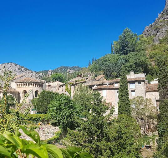 Urlaub in Südfrankreich Saint-Guilhem-le-Desert