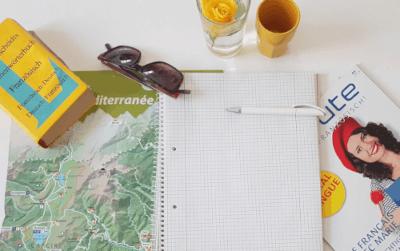 Reiseplanung - Urlaub in Südfrankreich