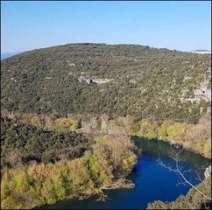Sehenswürdigkeiten Südfrankreich - Montpellier - Camargue - Gorges de l'Herault