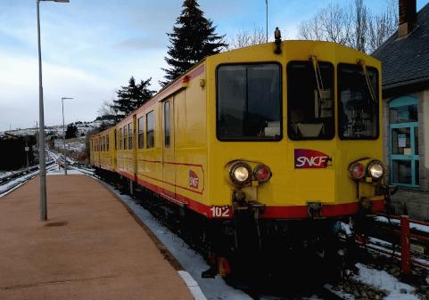 Sehenswürdigkeiten Südfrankreich - Pyrenäen/Toulouse - Le petit train jaune