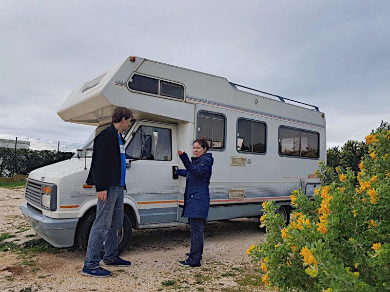 Camping in Südfrankreich - Camargue und Montpellier