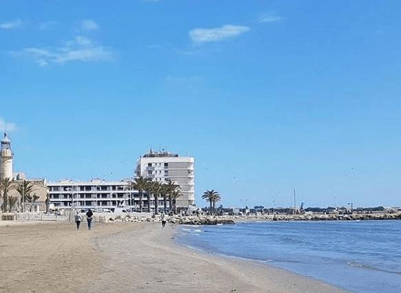 Camargue & Montpellier Sehenswürdigkeiten - in Le Grau du Roi