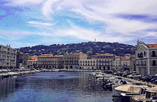 Montpellier Sehenswürdigkeiten - in der Umgebung liegt Sete