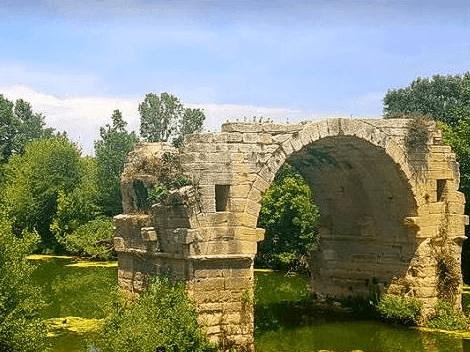 Montpellier und Camargue Sehenswürdigkeiten - Oppidum d'Ambrussum