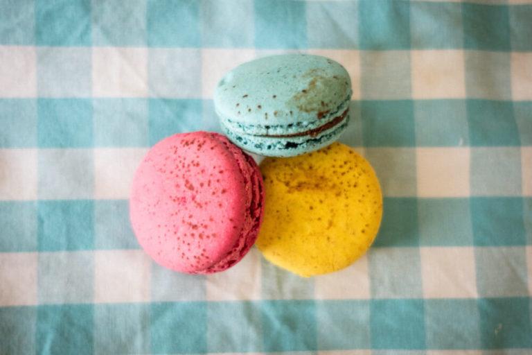 Urlaub - in-Südfrankreich-Leckere Macarons