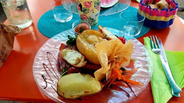 Französische Essen