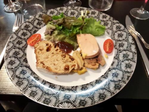 Französisches Essen - ein Gedicht bei Nicolas