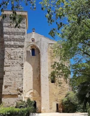 Sehenswürdigkeiten Montpellier & Camargue - Villeneuve-les-Maguelone